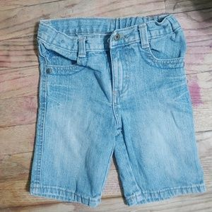 Wrangler 5t boys jean shorts